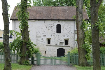 The Bishop's House from 1473. Photo: Bernd Beckmann