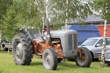 Vadstena Motorcycle & Tractor Museum. Photo: Bernd Beckmann